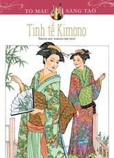 Tinh tế Kimono
