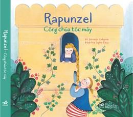 Rapunzel Công chúa tóc mây - Truyện tranh ghép hình