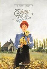Anne tóc đỏ làng Avolea (tái bản 2017)