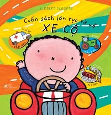 Cuốn sách lớn rực rỡ về xe cộ