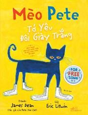 Mèo Pete tớ yêu đôi giày trắng