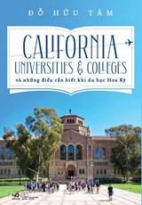 California Universities & colleges và những điều cần biết khi đi du học Hoa Kỳ