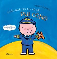 Cuốn sách lớn rực rỡ về phi công