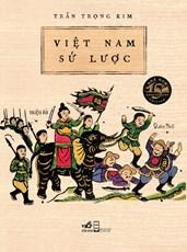 Việt Nam sử lược ( bìa cứng)