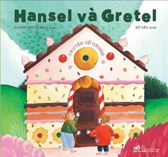 Truyện tranh ghép - Hansel và Gretel