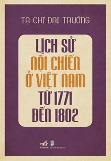 Lịch sử nội chiến ở Việt Nam từ 1771 đến 1802