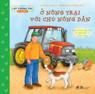 Sách lật tương tác: Ở nông trại với chú nông dân