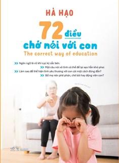72 điều chớ nói với con