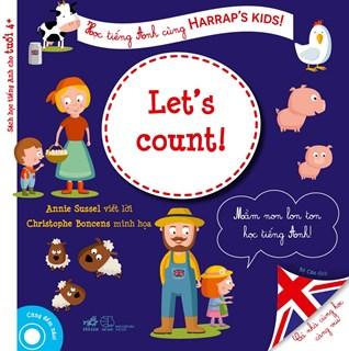 Học tiếng Anh cùng Harrap's Kids (dành cho trẻ 4+) - Cùng đếm nào!
