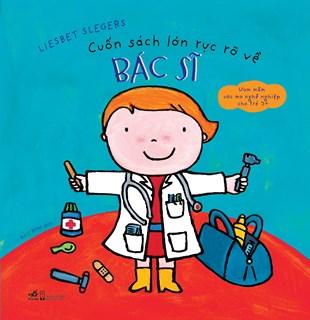 Cuốn sách lớn rực rỡ về bác sĩ