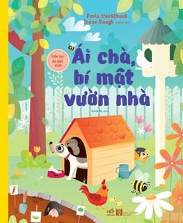 Giáo dục đa giác quan - Ái chà, bí mật vườn nhà