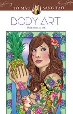 Body art (series tô màu sáng tạo)