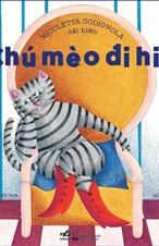 Truyện tranh ghép - Chú mèo Đihia