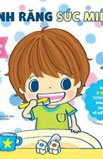 Đánh răng súc miệng - Ehon kỹ năng sống