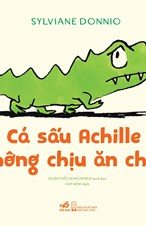 Cá sấu Achille không chịu ăn chuối