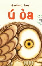 Sách lật tương tác song ngữ 0-3 tuổi: Ú òa