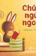 Sách lật tương tác song ngữ 0-3 tuổi: Chúc ngủ ngon