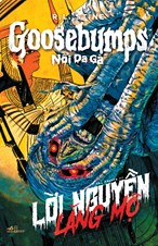 Goosebumps – Nổi da gà: Lời nguyền lăng mộ