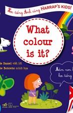 Học tiếng Anh cùng Harrap's Kids (dành cho trẻ 4+) - Cái này màu gì?