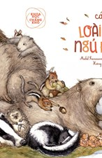 Các loài vật ngủ đông - Bộ sách Khoa học chẳng khó (TB 2019)