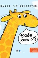 Sách đố vui lật giở song ngữ- Đoán xem ai?