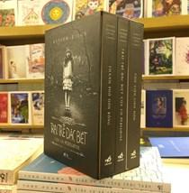 01.Bookset Trại trẻ đặc biệt của cô Peregrine (3 cuốn)