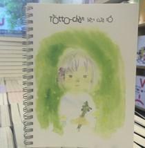 Sổ bìa màu - Totto-chan bên cửa sổ