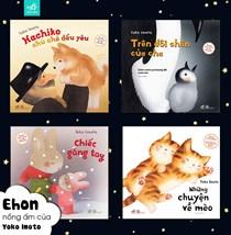 Bộ Ehon nồng ấm của Yoko Imoto